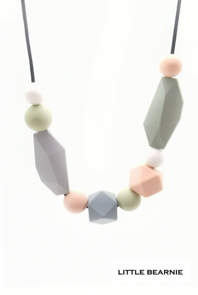 Handmade Beads Necklace  - Lindy