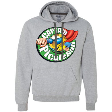 Heavyweight Pullover Fleece Sweatshirt -Mens - Captain Pickleball