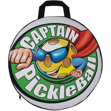 Round Seat Cushion- Captain Pickleball