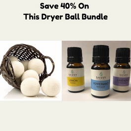 Dryer Ball Bundle