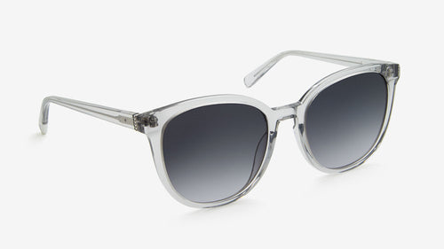 NKIRU Grey Crystal | Ethical & Sustainable Sunglasses Australia