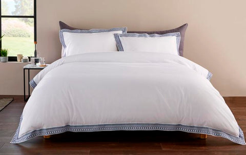 "Christy ""Salinas"" Bed Linen - Colour Ink"