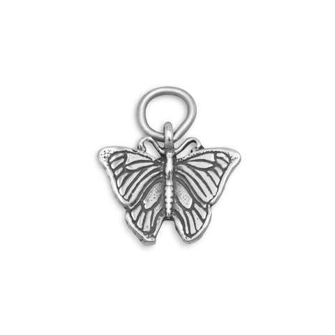 Small Butterfly Charm