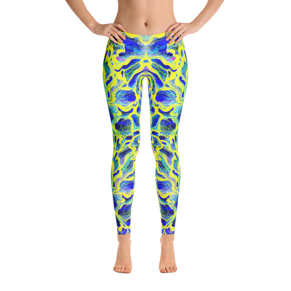 Colorful Skin All-Over Legging - ZBAZAAR