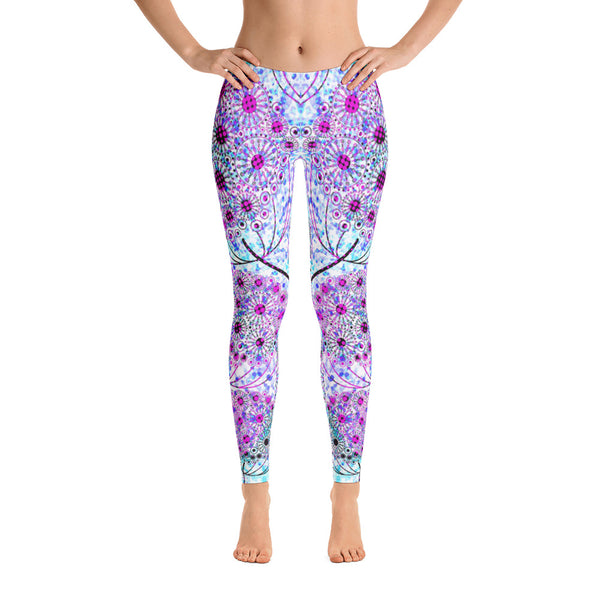 Life Tree All-Over Legging - ZBAZAAR