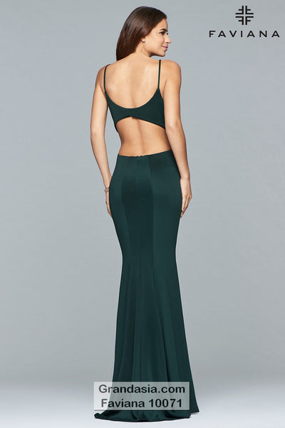 Faviana 10071 Prom Dress