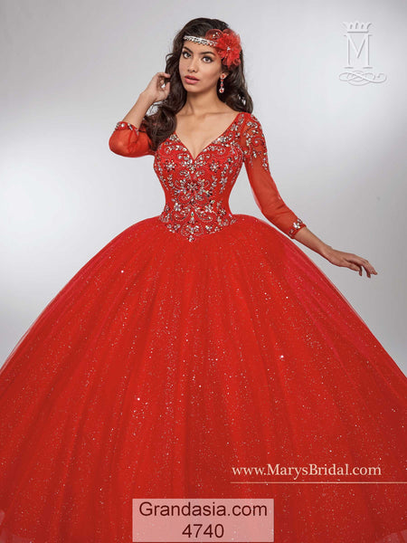 Mary's 4740 Quinceanera Dress
