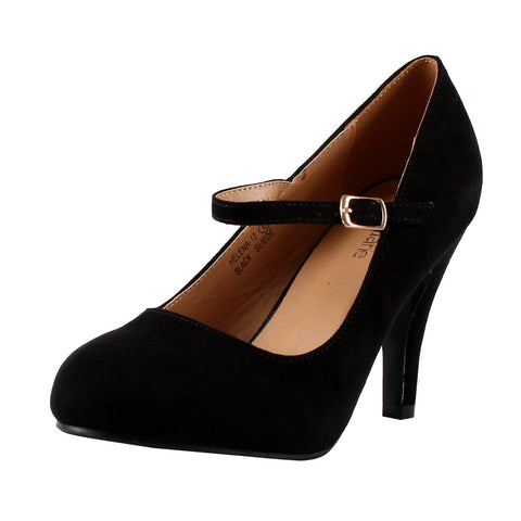 Bella Marie Helena-13 Women's Mary Jane Pump