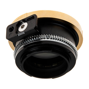 Vizelex Cine ND Throttle Lens Mount Adapter - Arri PL (Positive Lock) Mount Lens to Canon RF Mount Mirrorless Camera Body with Built-In Variable ND Filter (1 to 8 Stops)