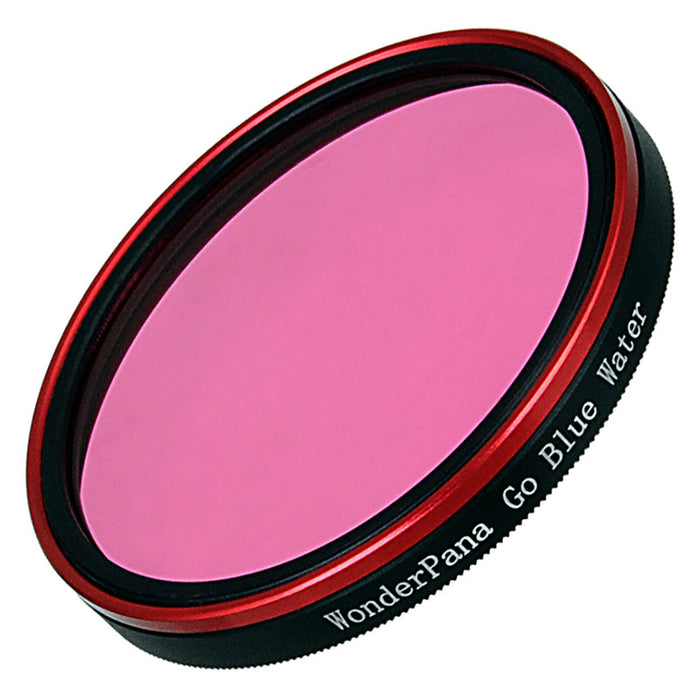 Fotodiox Pro WonderPana Go Rose Pink Underwater Filter - Blue Water Filter f/ GoTough Filter Adapter System