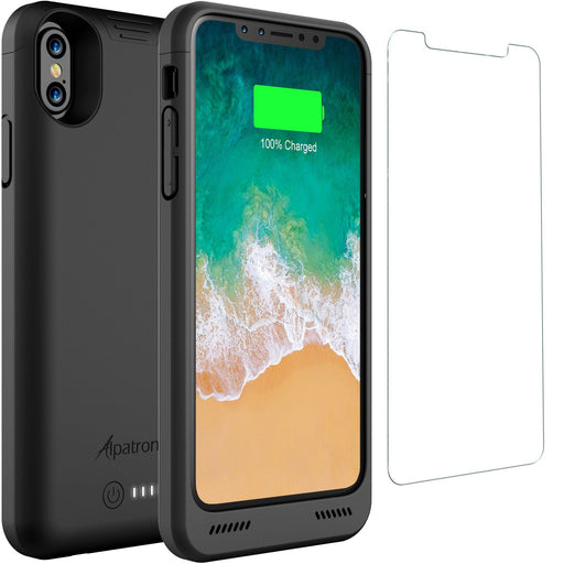 Estuche power bank para iPhone X
