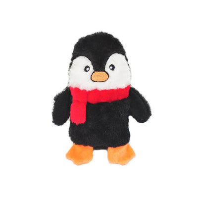 Zippy Paws Holiday Colossal Buddie - Penguin
