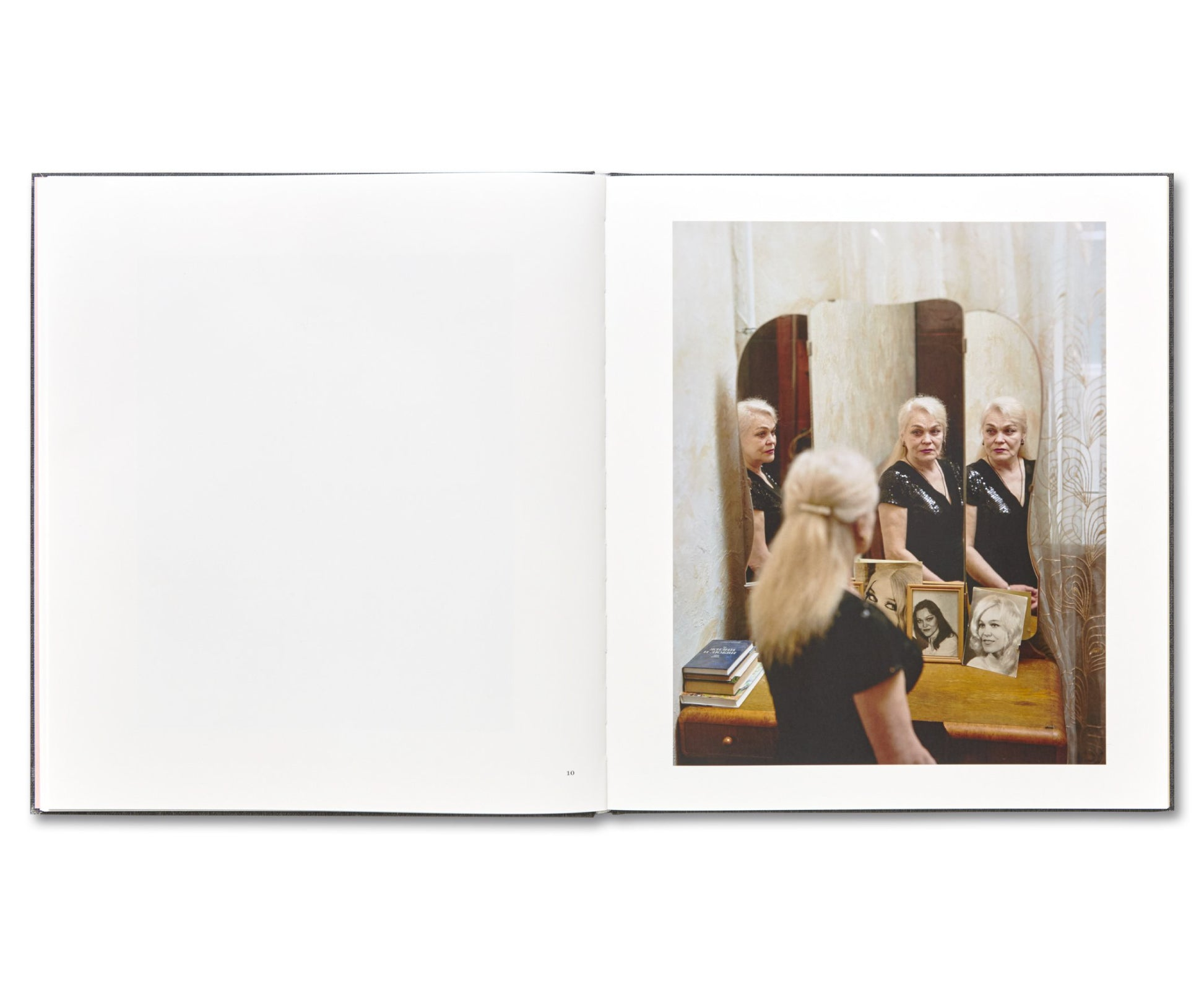 I KNOW HOW FURIOUSLY YOUR HEART IS BEATING by Alec Soth [SPECIAL EDITION (B)]