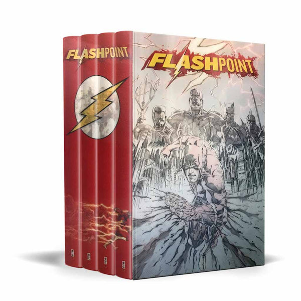 Flashpoint XP Vol. 1 (de 4) | Americano | Tienda online comics | Wash Cómics