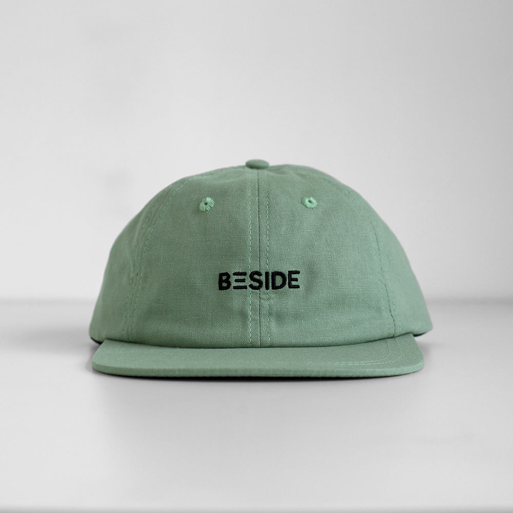 BESIDE Linen Cap