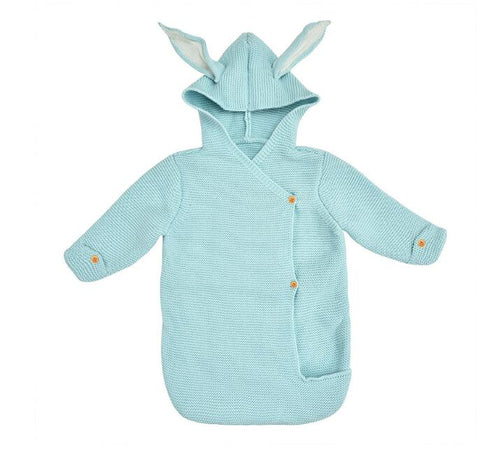 Baby Bunny Suit Swaddle - Zacca store