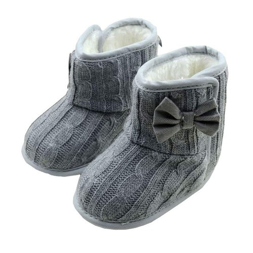 Soft Warm Winter Baby Boots - Zacca store