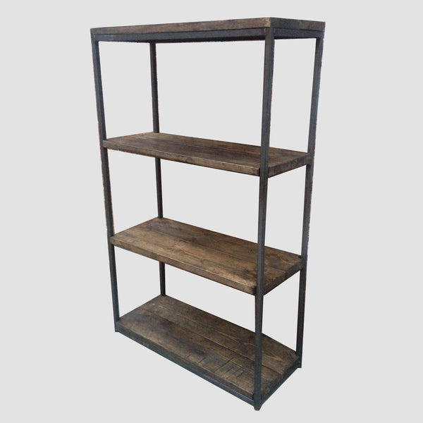 Industrial Style Shelving/Bookcase