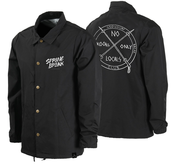 Team Coaches Jacket