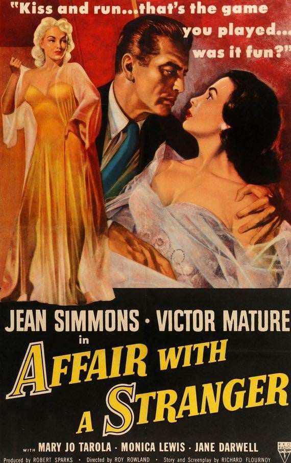Affair with a Stranger (1953)
