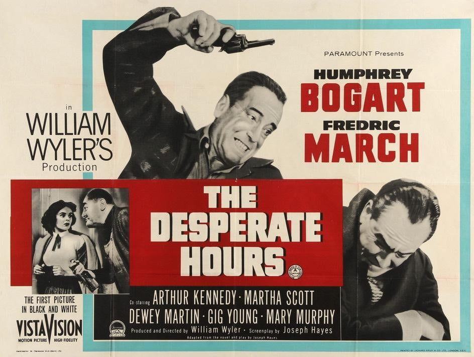 Desperate Hours (1955)