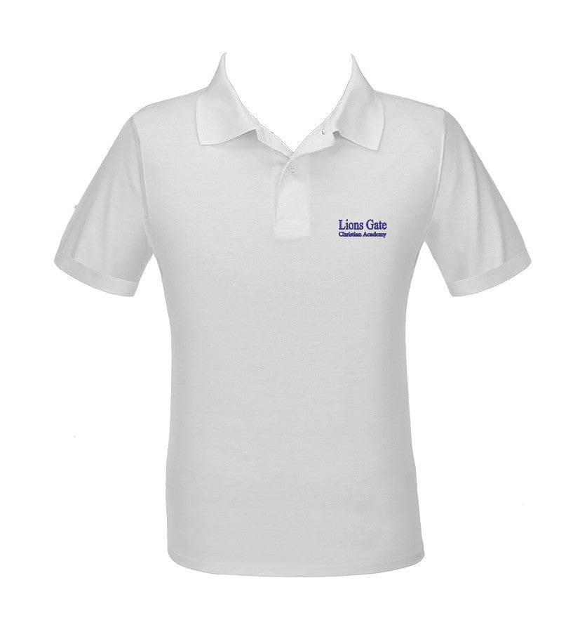 LIONS GATE GOLF SHIRT, UNISEX, YOUTH