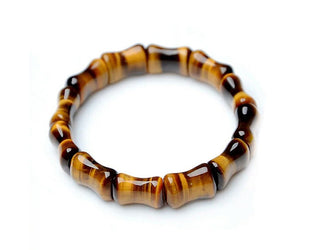 Tiger Eye Pattered Bangle