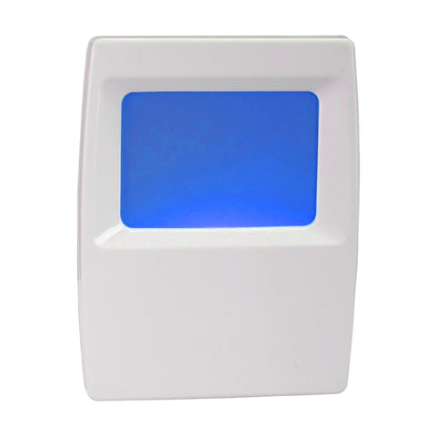 LED Blue Continuous On Night Light