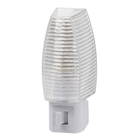 Faceted Incandescent Manual Night Light