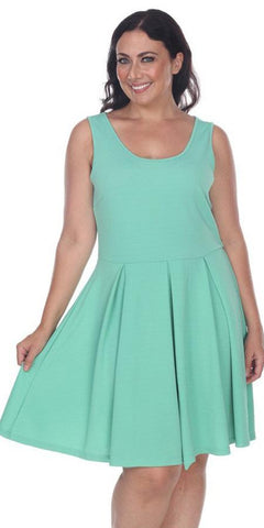 Chiffon Semi Formal Aqua Dress Long Empire Rhinestone Waist