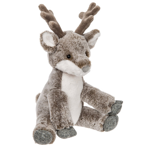 "Chillin' Reindeer Stuffed Animal - 12"" - Mary Meyer"