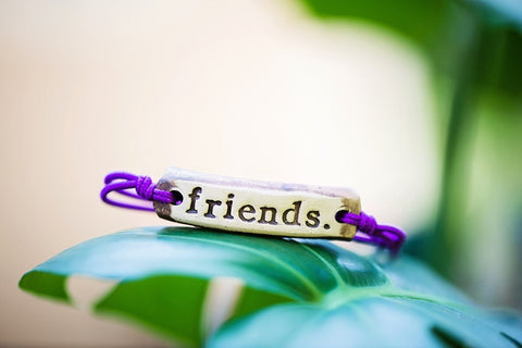 Friends MudLOVE Bracelet