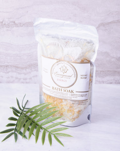Energy Bath Salts