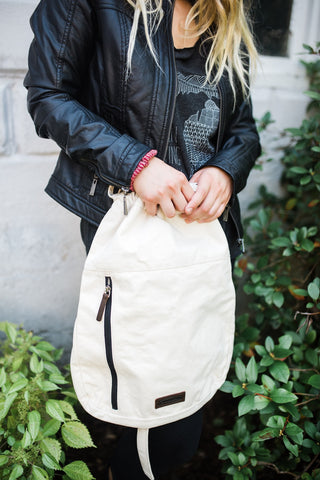 Natural Sport Bag for Men and Women - Accessories - WAR Chest Boutique