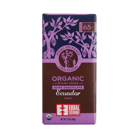 Organic Ecuador Dark Chocolate - Coffee & Tea Collection - WAR Chest Boutique