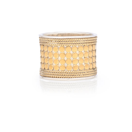 Classic Band Ring - Gold