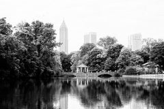 Lake Clara Meer in Atlanta, one of 5 photographs licensed by Tyler Perry's studio for an unspecified TV show
