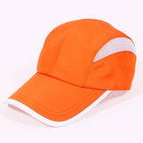 Men Women Quick-drying Breathable Baseball Cap Outdoors Sports Hat