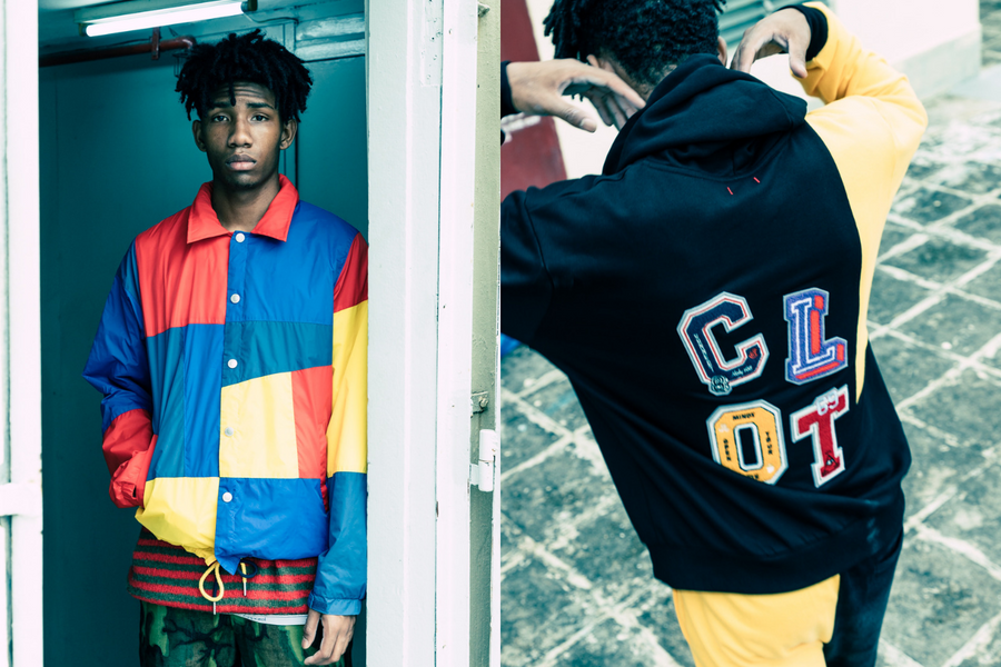 New Releases from CLOT SS19 Collection Plays on East Meets West Narrative