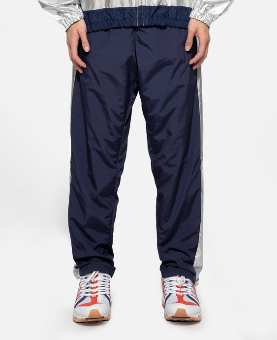 Silver Taped Pant (Navy)