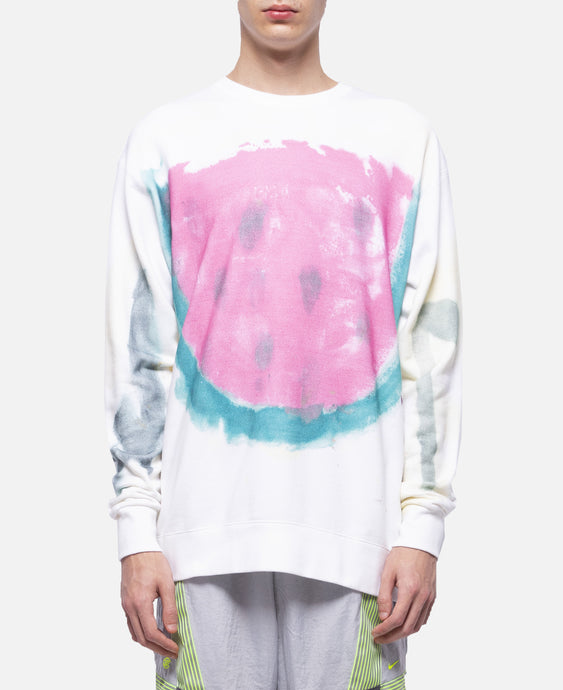 KZK Crewneck Sweater (White)