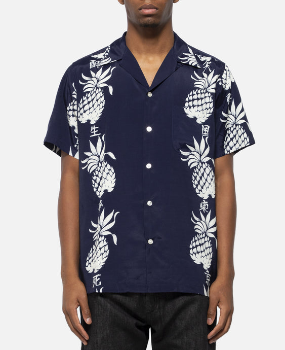 Hawaiian Shirt S/S (Type-19)