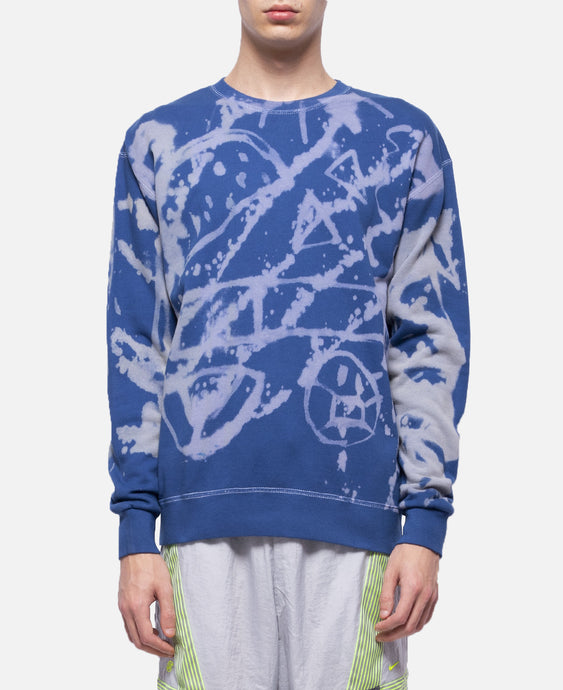 KZK Crewneck Sweater (Blue)