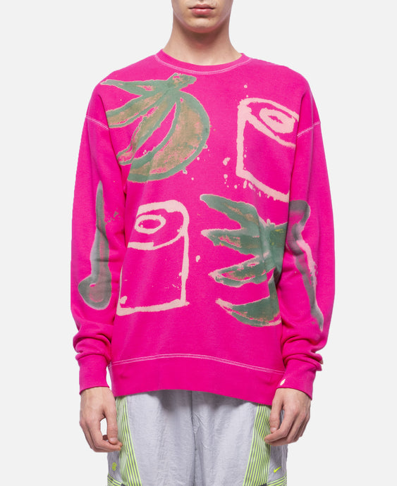 KZK Crewneck Sweater (Pink)