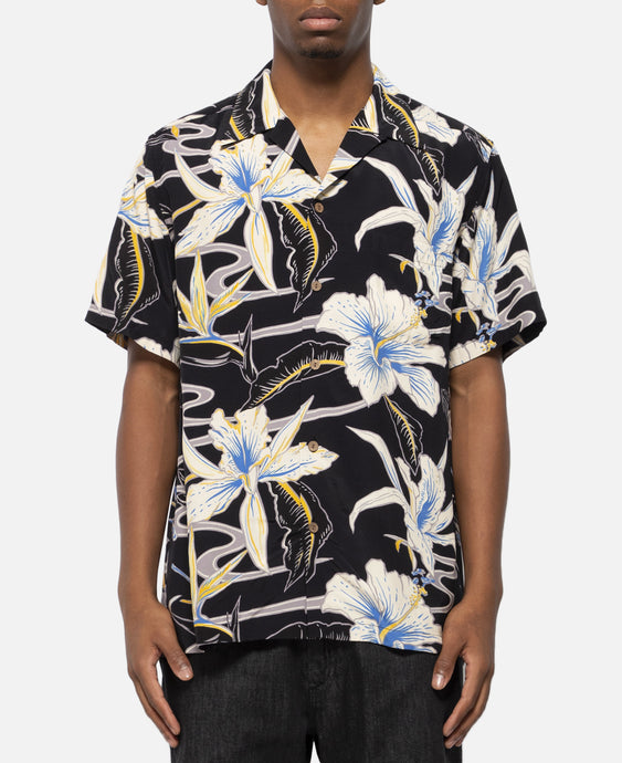 Hawaiian Shirt S/S (Type-8) (19Ss-Wms-Hi16)