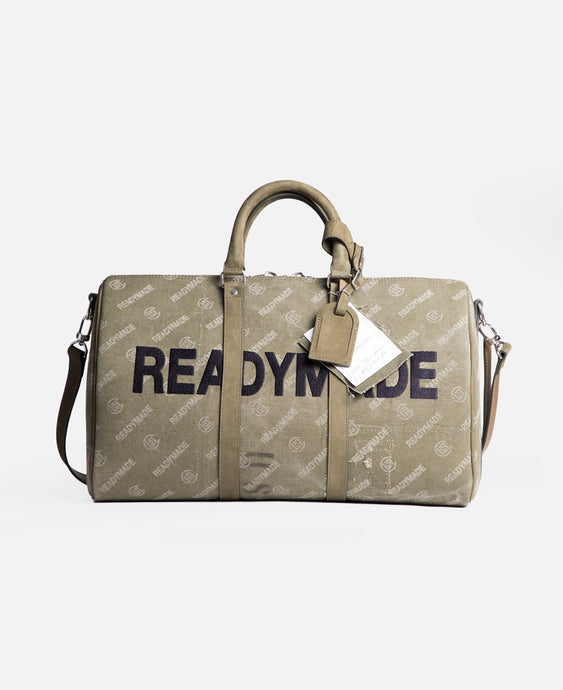 Military Bag M (Monogram Pattern)