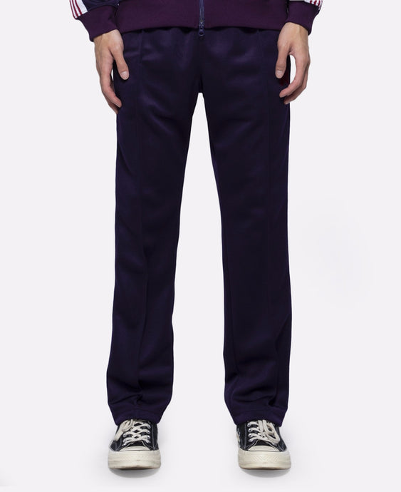 Narrow Track Pant (Purple)