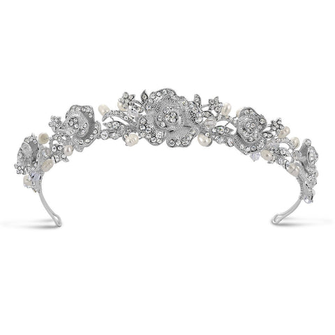 Angelique Tiara-Starlet Jewellery