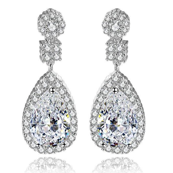 Laura Earrings-Starlet Jewellery
