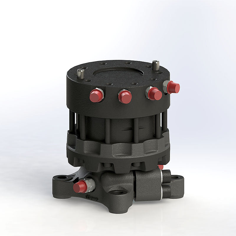 Baltrotors GR55FF Rotator - Approved Hydraulics